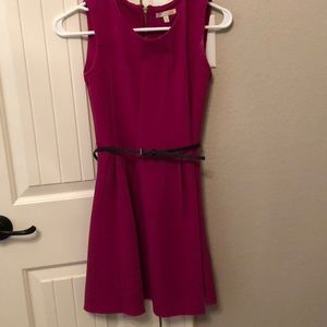 Gianni Bini Belted Dress
